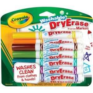 Top 10 Best Dry Erase Markers Reviews in 2018