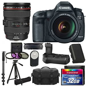 Top 11 Best-Selling Canon DSLR Camera Bundles Review in 2017