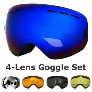 Best of Best Goggles and Lenses in 2017