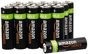 Top 10 Best Rechargeable Aa Batteries In 2018 Reviews