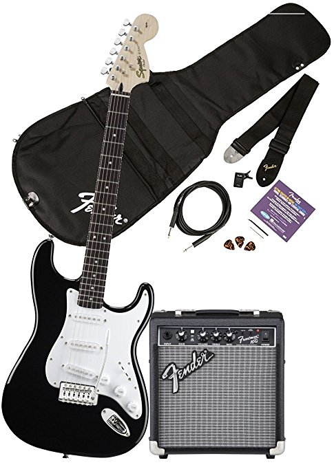10/ Black Squier