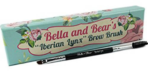 7. Eyebrow Brush By Bella & Bear. Our Spoolie Is The Perfect 2 In 1 Angled Brow Brush Duo For Your Eyebrows And Lashes.