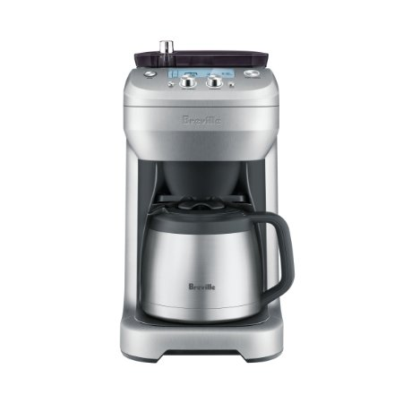 8/ Breville BDC650BSS Grind Control, Silver