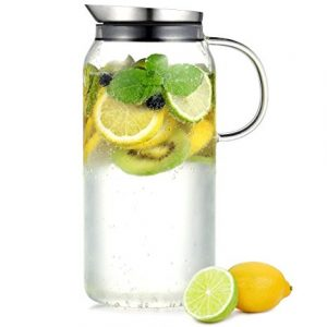 Top 10 Best Glass Water Pitcher In 2017 Reviews