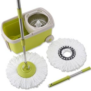 Top 10 Best Spin Mops In 2018 Reviews