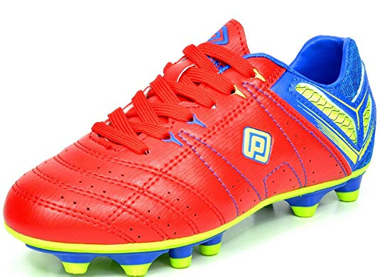 7. DREAM PAIRS Men's 160471-M Cleats Football Soccer Shoes