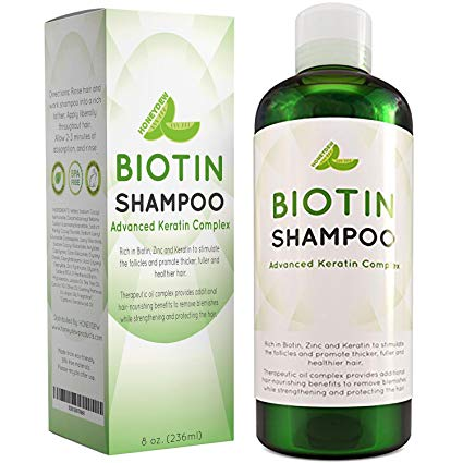 2. Honeydew Hair Loss Shampoo for Men and Women