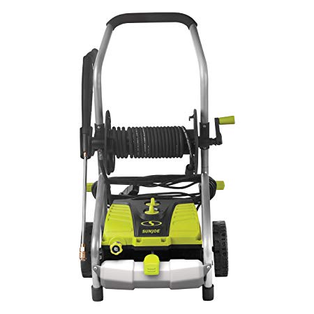 Top 10 Best Electric Pressure Washer Reviews In 2018