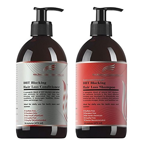 Top 10 Best Shampoo For Hair Loss Reviews In 2018
