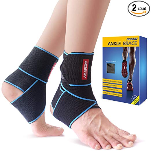 Top 10 Best Ankle Brace Reviews In 2018